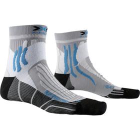 X-Socks Run Speed Two Calcetines, pearl grey/opal black
